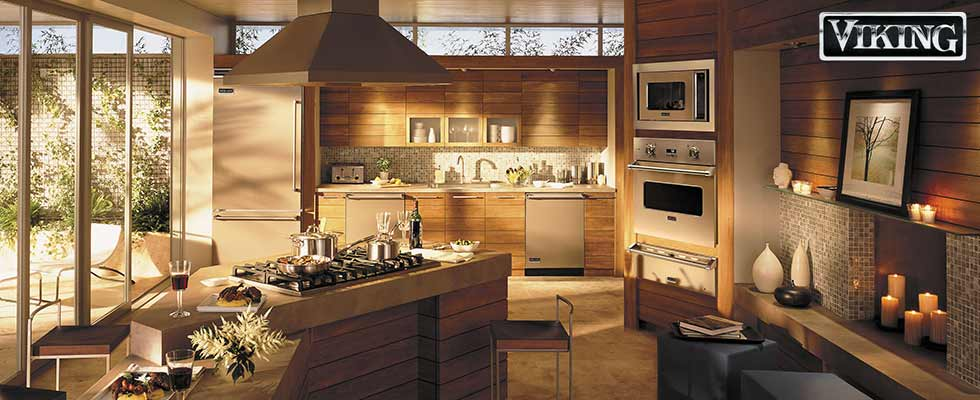 installations for Viking appliances